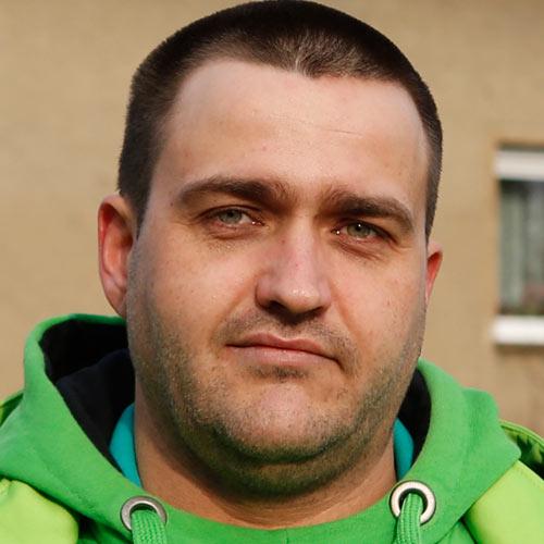 Tom Weber wuchs in Kursdorf auf. Seine Familie zieht bald aus dem Ort weg.