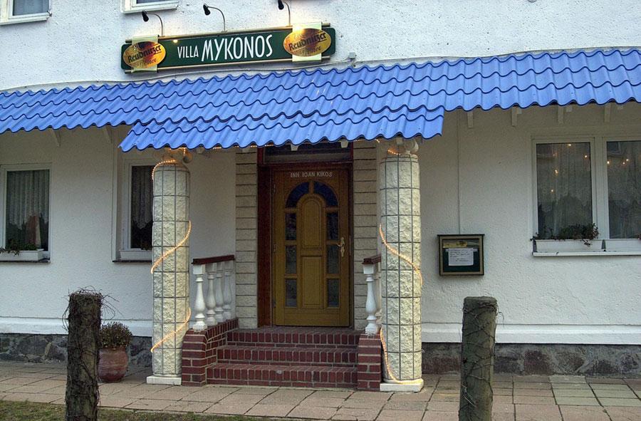 Die Lieferung des Amtsblattes nach Kursdorf wurde inzwischen eingestellt. Die letzte Kneipe im Ort machte im Jahr 2002 dicht.