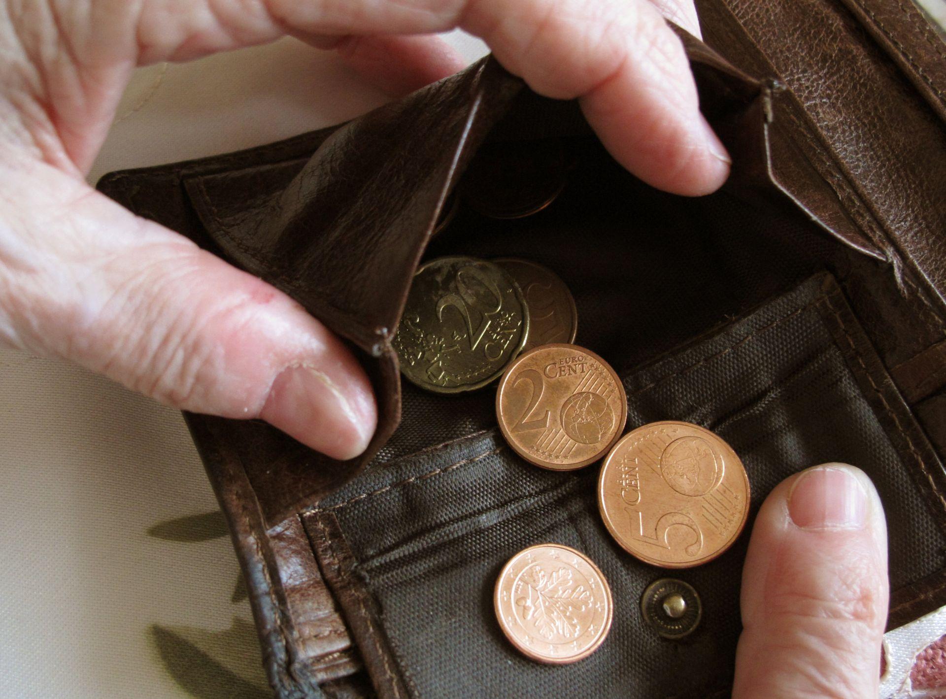 Kleines Budget: Bei Petricks Familie ist das Geld knapp.