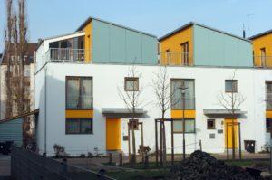 Häuser Gohlis