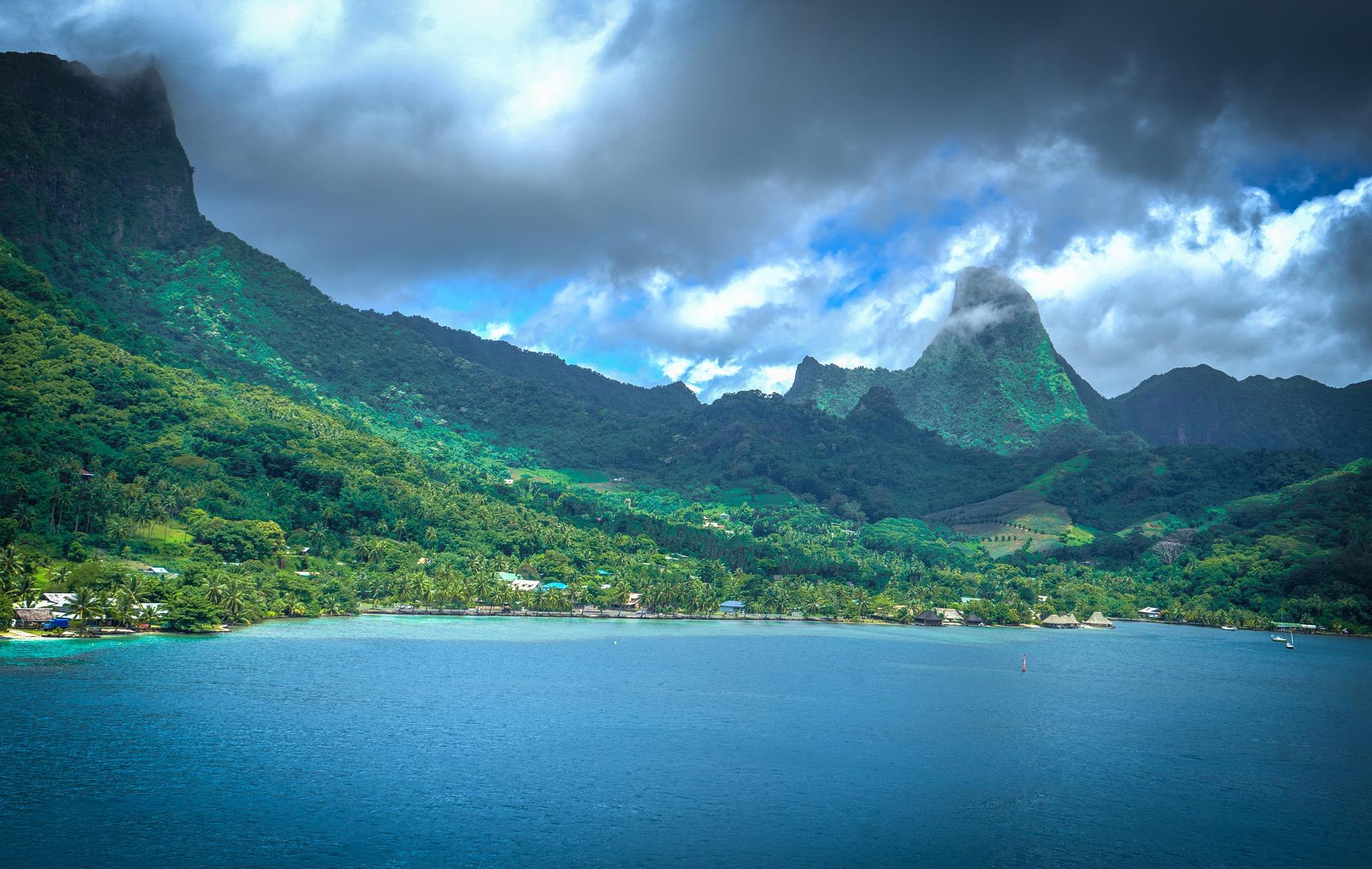 Die Ursprünge des Tätowierens liegen in Polynesien.
