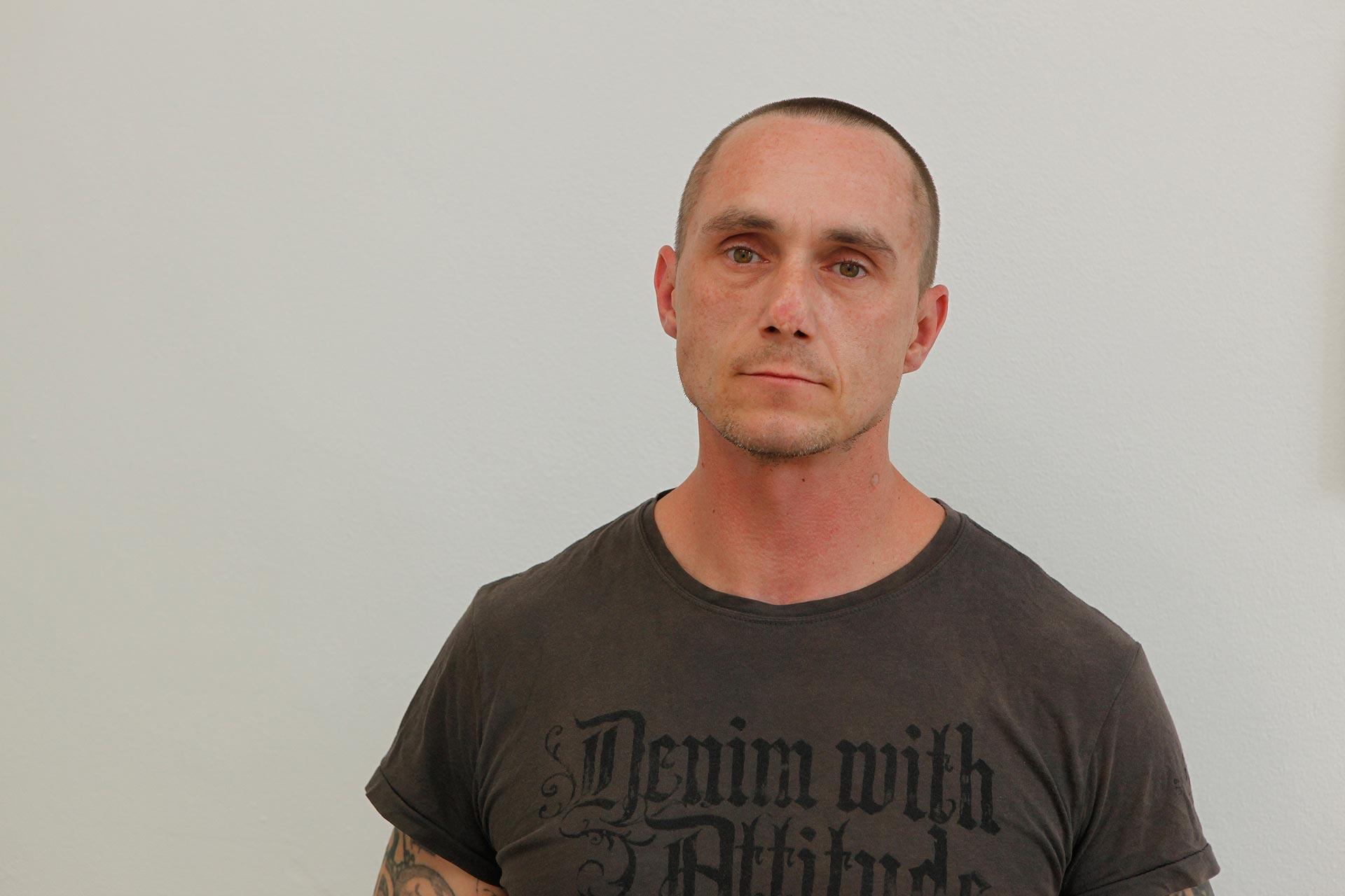 Thomas Rischer sitzt wegen Beschaffungskriminalität in der JVA Torgau.