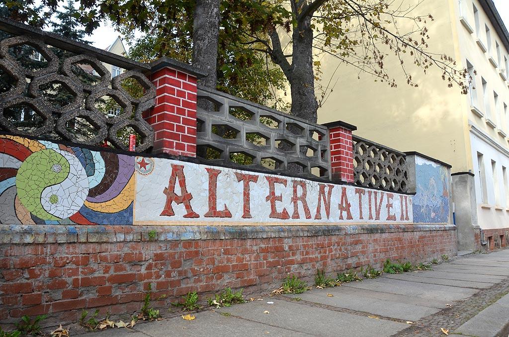 Die Beratungsstelle Alternative 2 in Reudnitz gehört zum Zentrum für Drogenhilfe.
