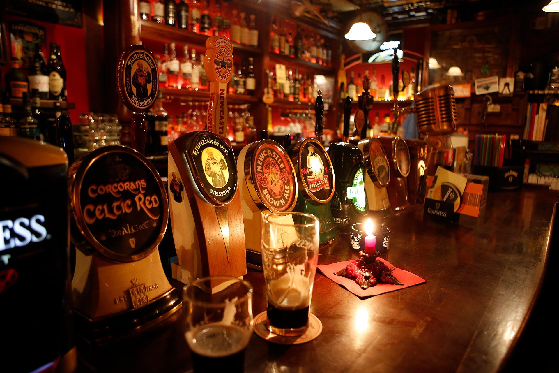 Noels Ballroom ist das kultige Irish Pub in der Sübvorstadt.