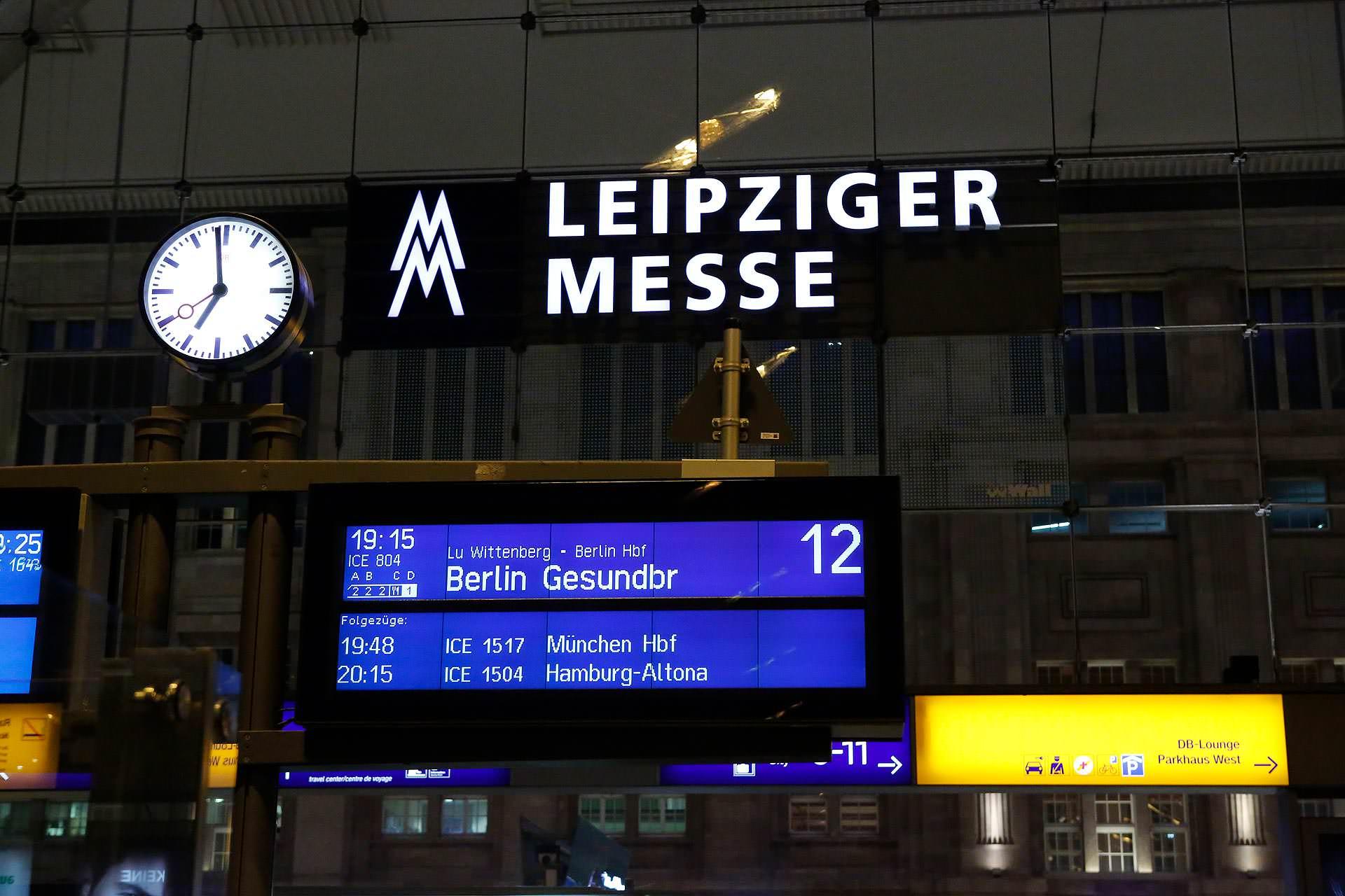 Generell sei die Bahn pünktlich, sagt Doreen Schneider.