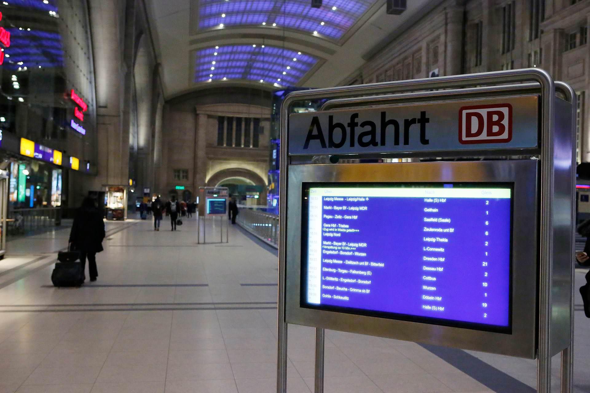 Bevor Schneider nach Leipzig zog, wohnte sie in Berlin.